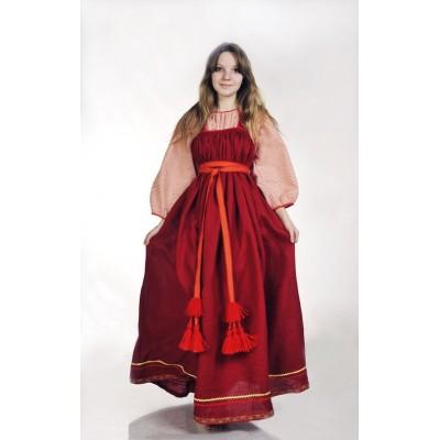 Женское платье, изделие на заказ