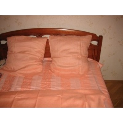 Ткань нежно персиковая № 15-2