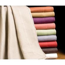 Льняная ткань: сбор сырья и производство ткани. Интересные факты.