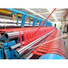 Производство тканей. Производство льна