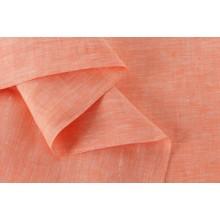 03с68 Оранжевый лен в рябь