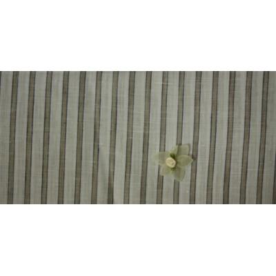 1СР-5 (6-7) Белый лён в бежевую полоску