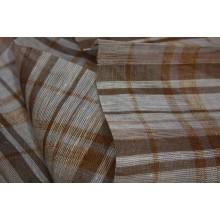 19-8 Сетка коричнево-голубая. Декоративная ткань