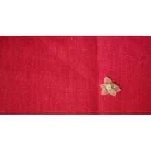 3СК-2 (8-7) Фуксия Лён. Скатертная ткань
