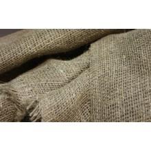 11ДК-6 (24-8) Льняная ткань, крупная сетка. Декоративная
