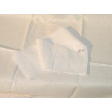 1ДК-2 (31-11) Белая мелкая сетка. Декоративная ткань