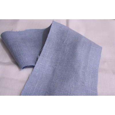 39-11 (7ДК-4) Рогожка сине-голубая. Декоративная ткань