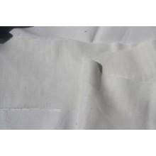 1КС-1 (32-13) Белый лён с продольными полосками елочками