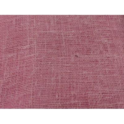 22-10 (3ДК-3) Рогожка редкая. Цвет розовый.