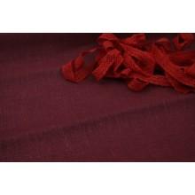 3СК-3 (19-7) Бордовый лён. Скатертная ткань