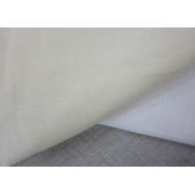 10-19 Сливочный лён 1,8 м. Постельная ткань