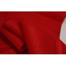 17-8 Канва красная. Скатертная ткань