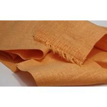 4ДК-2 (12-8) Рогожка оранжевая мелкая сетка. Декоративная ткань