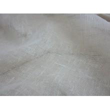 32-11 Бежевая мелкая сетка. Декоративная ткань. 1,5 м ширина.