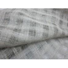 2-7 Бежевая сетка с квадратами. Декоративная ткань. Ширина 1,5 м.
