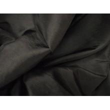 1Р Тафта чёрная. полиэстр, 1,5 м ширина (распродажа)
